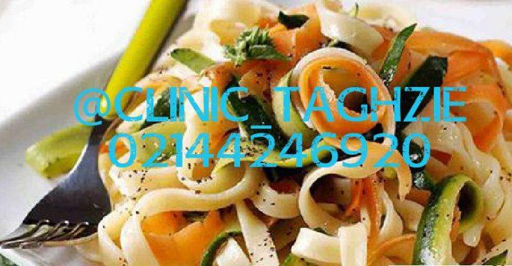 فتوچینی با سبزیجات