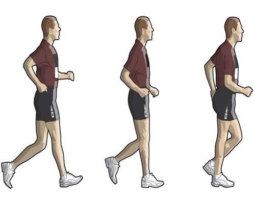 چرا با پیاده روی لاغر نمی شوم