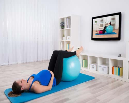 مزایای عالی ورزش در دوران بارداری