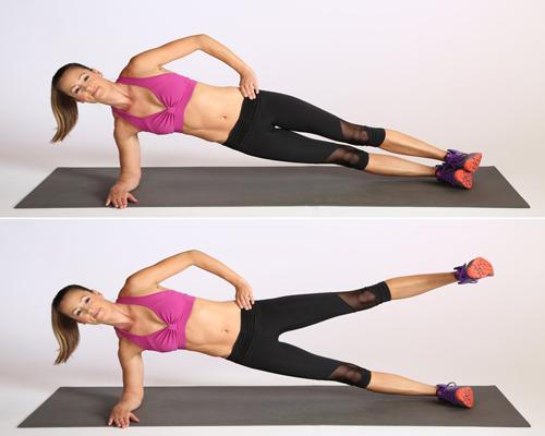 حرکات ورزشی برای لاغری سریع باسن