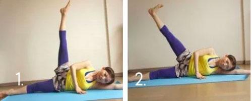 حرکات ورزشی برای لاغری پاها