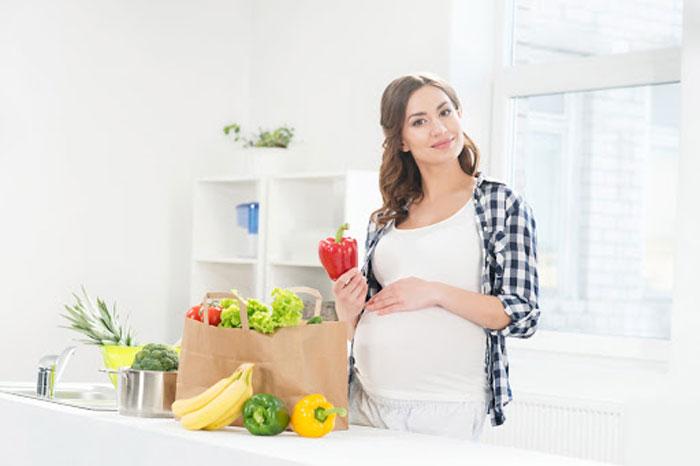 اهمیت مواد مغذی طی دوران بارداری