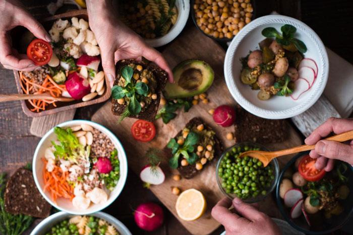 مقایسه رژیم غذایی وگان با سایر رژیم ها