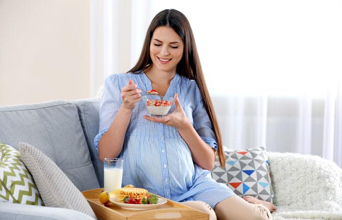 نکات مهم تغذیه در بارداری