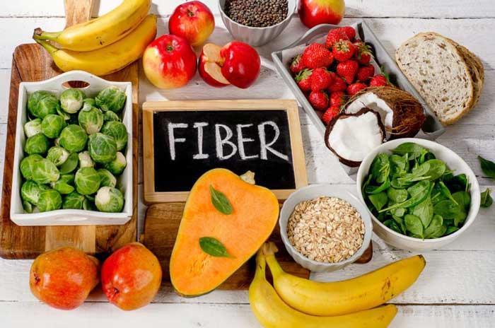 غذاهای پر از فیبر به کاهش وزن کمک می کنند